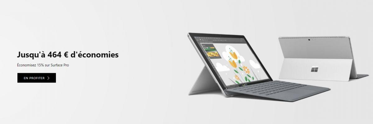 [Bon plan] De belles réductions sur le Microsoft Store jusqu'au 1er avril
