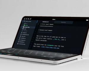 Centaurus : nouveau brevet pour l'appareil pliable de Microsoft à écran flexible