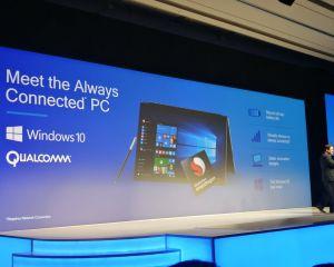 Le premier appareil mobile sous Windows 10 ARM avec un Snapdragon 845 ?