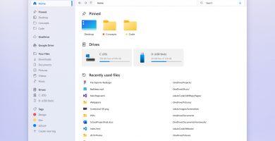Explorateur de Fichiers pour Windows 10 : un magnifique concept à découvrir !