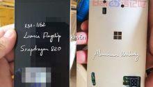 Et voici de nouvelles photos du Lumia 960 !