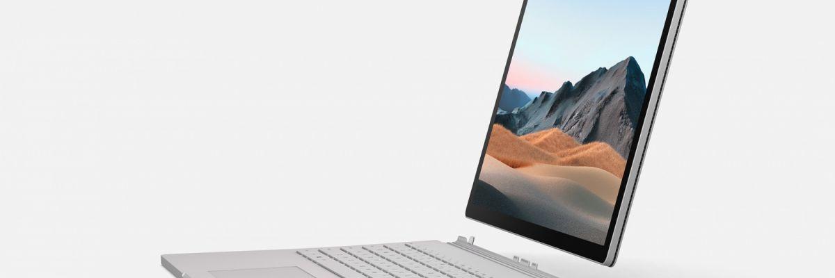 Le Surface Book 3 est disponible à la vente dès aujourd'hui