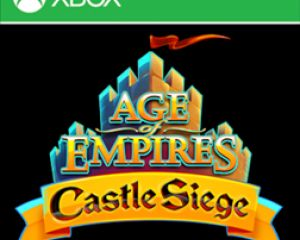 Age of Empires : Castle Siege enfin disponible sur le Windows Store