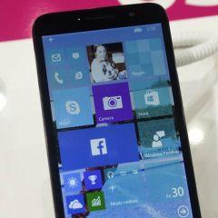 [MWC 2015] L'Alcatel Pixi 3 apparaît au MWC équipé de Windows 10