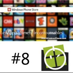 Les App'solument incontournables #8