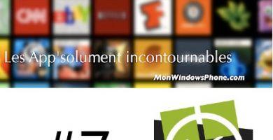 Les App'solument incontournables #7