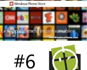 Les App'solument incontournables #6