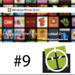 Les App'solument incontournables #9