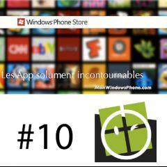 Les App'solument incontournables #10