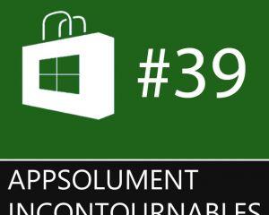 Les App'solument Incontournables #39