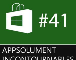 Les App'solument Incontournables #41