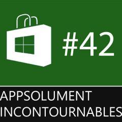 Les App'solument Incontournables #42