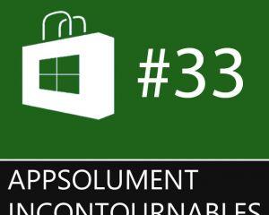Les App'solument Incontournables #33