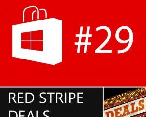 Les Red Stripe Deals #29