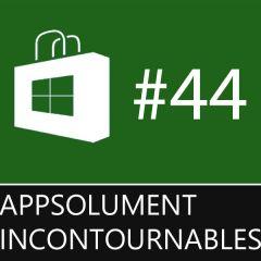 Les App'solument Incontournables #44
