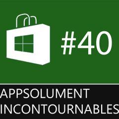 Les App'solument Incontournables #40