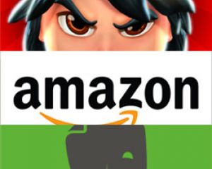 Amazon, Royal Revolt 2 et Evernote se mettent à jour sur WP