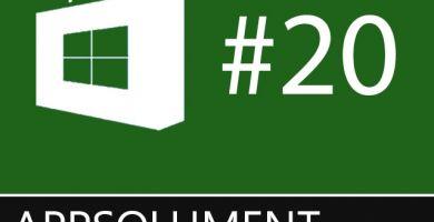 Les App'solument Incontournables #20