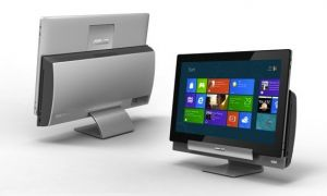 Asus Transformer AiO, un PC all-in-one convertible en tablette