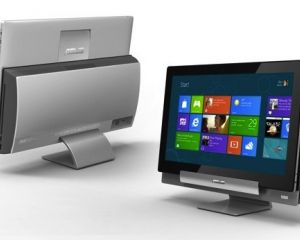 Asus Transformer AiO, un PC all-in-one convertible en tablette