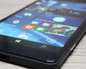 Test du Microsoft Lumia 950 sous Windows 10 Mobile