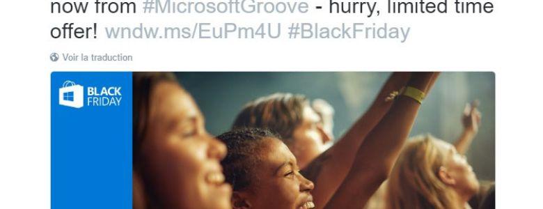 [Bon plan] Profitez de 4 mois d'essai gratuit à Groove Music