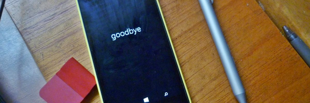 Le support de la version 1511 de Windows 10 Mobile est terminé