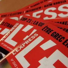 Le groupe Altice Media propose plusieurs applicatifs officiels : L'Express, etc.