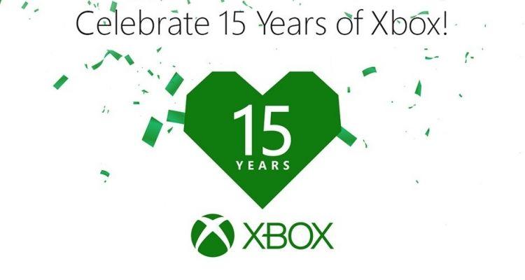 Les 15 ans de la première Xbox : retour sur l'un des succès de Microsoft