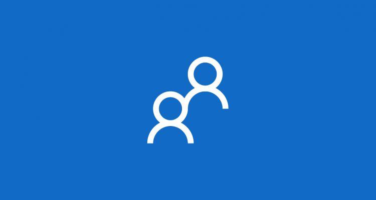 Windows 10 : My People sera supprimé dans une prochaine mise à jour