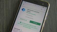 Peu de nouveautés pour la version 5.9 de Microsoft Launcher pour Android