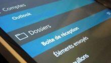 Les problèmes de Courrier et Calendrier sur Windows 10 Mobile sont résolus