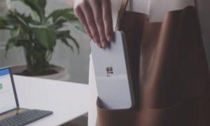 Vous pouvez désormais télécharger la sonnerie du Surface Duo