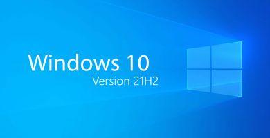 Windows 10 : la mise à jour de novembre (21H2) sera bientôt disponible
