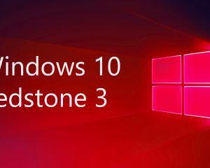 La première build Redstone 3 disponible pour les Insiders en Fast Ring