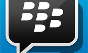 BlackBerry Messenger (BBM) et Facebook Messenger se mettent à jour