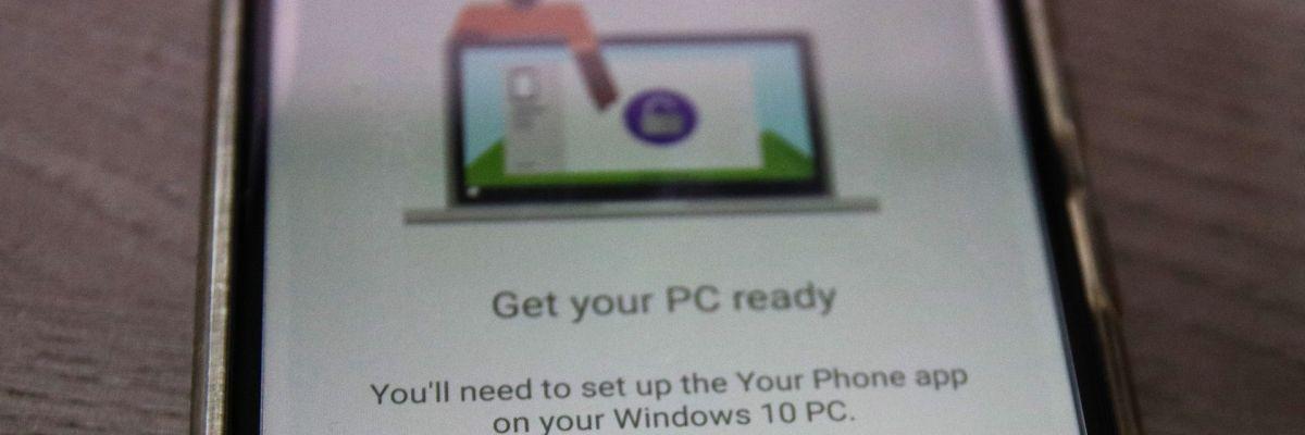 Envoyer des SMS depuis son PC, c'est désormais possible (Insiders+Android only)