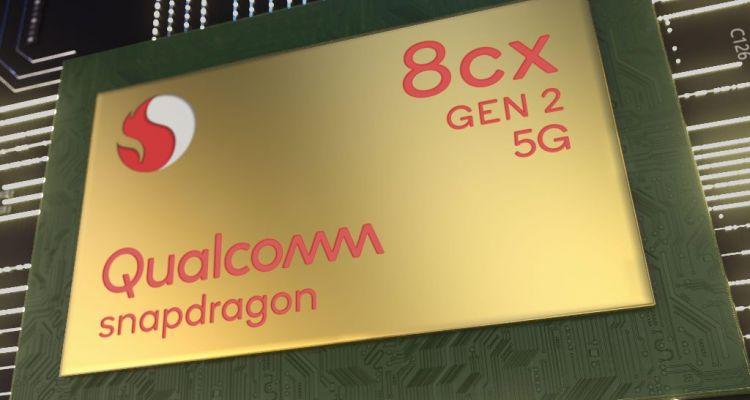 Qualcomm dévoile le Snapdragon 8cx Gen 2 5G pour les PC ARM sous Windows 10