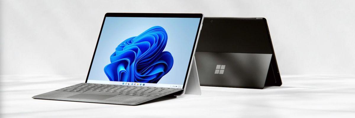 Microsoft dévoile la Surface Pro 8 avec écran de 120 hz et Thunderbolt !