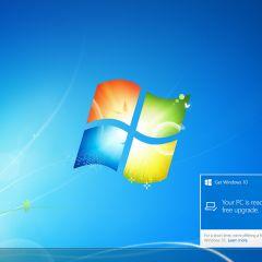 Windows 7 et 8.1 : une mise à jour pour faciliter la mise à jour vers Windows 10
