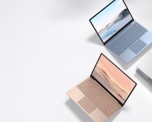 """Microsoft présente le Surface Laptop Go, son nouveau PC """"portabordable"""""""