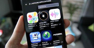A la recherche d'applications Windows 10 (Mobile) ? Découvrez 9Zen Store