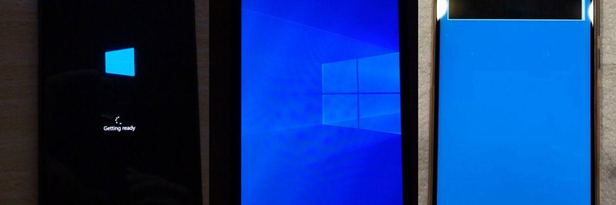Installer Windows 10 sur un smartphone Android : le défi fou de développeurs