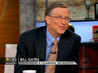Bill Gates n'est pas satisfait de la stratégie Windows Phone