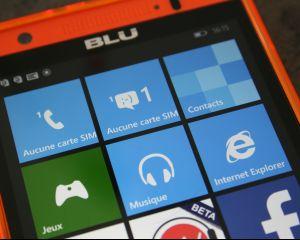 Test du BLU Win HD LTE sous Windows Phone 8.1