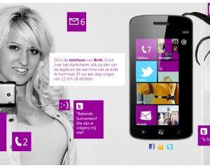 Microsoft utilise un modèle de Playboy pour promouvoir Windows Phone