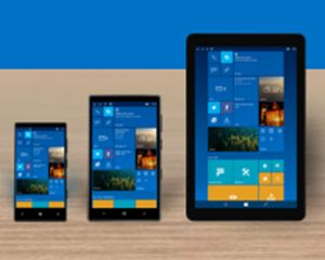 Un premier aperçu de Windows (Phone) 10 ?