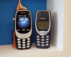 Le célèbre Nokia 3310 revient dans une version modernisée