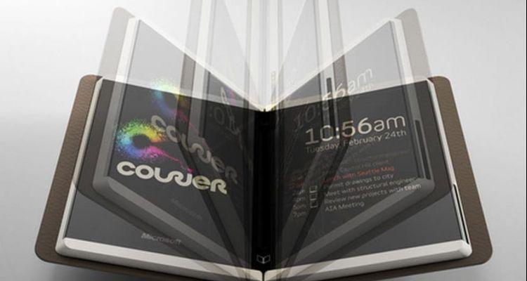 """Un écran holographique pour l'appareil pliable """"Andromeda"""" de Microsoft ?"""