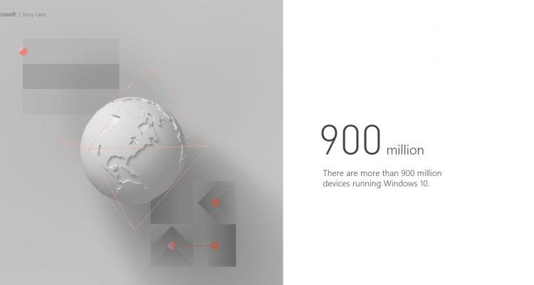 Windows 10 équipera 1.000.000.000 d'appareils en 2020